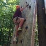 DeafBlind wall climber