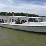 DeafBlind and SSP boat riding
