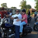 DeafB;lind motorcycle ride (Passengers)