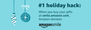 Logo of amazonsmile