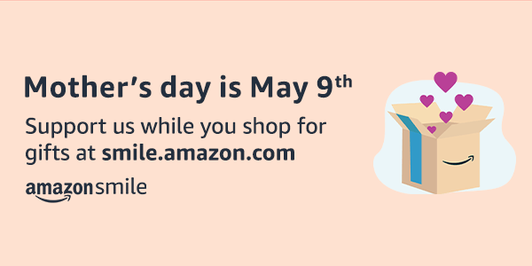 Mother's Day on Amazon smile